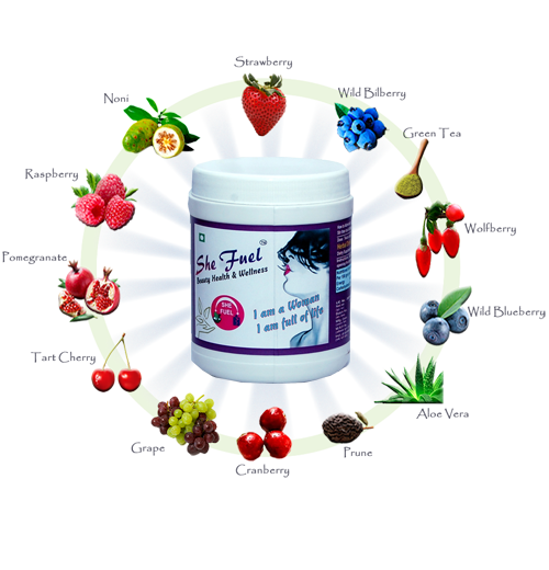 Organic supplement for attractive shape for bust and butts