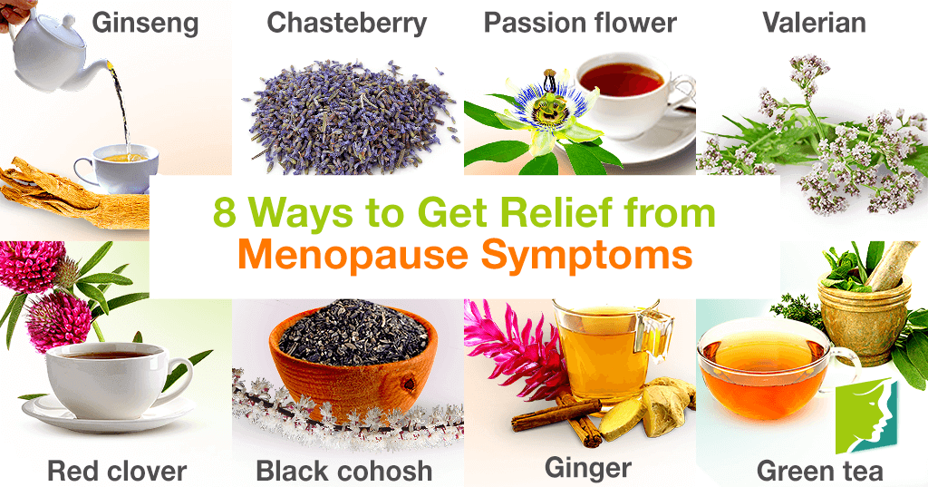 natural remedy for menopausal syndrome relief